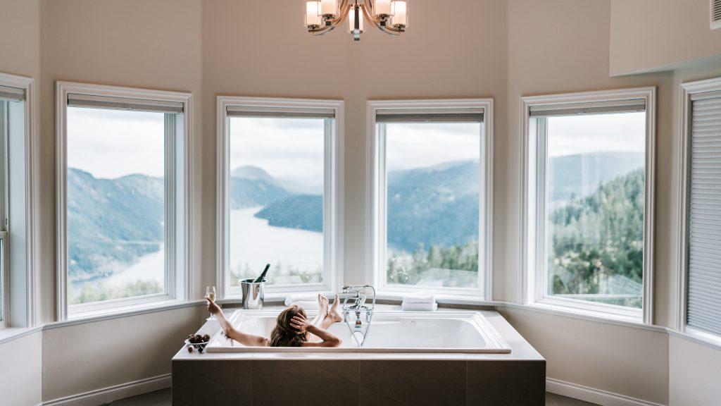 Tover je badkamer om tot een 5 hotel
