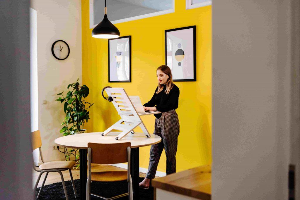 Tips om je thuis kantoor voordelig in te richten